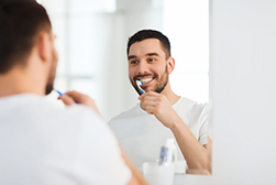 Brushing Too Aggressive Can Cause Damage to Your Gums